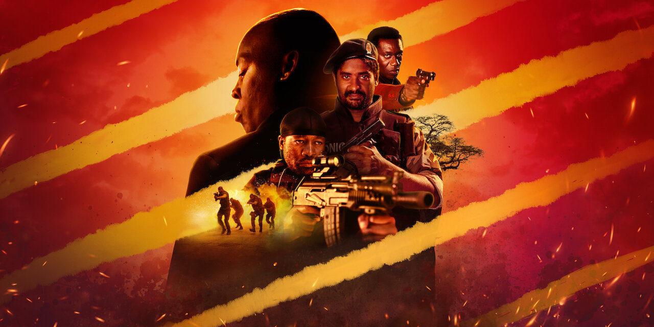 Santana : un nouveau film d'action sud africain à découvrir sur Netflix