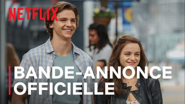 the kissing booth 2 bande annonce officielle vostfr netflix france youtube thumbnail 600x338 - The Kissing Booth