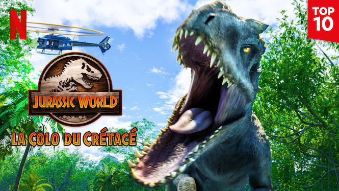 Jurassic World: La Colo du Crétacé