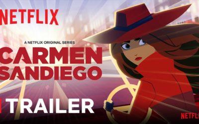 carmen sandiego season 3 trailer netflix futures youtube thumbnail 400x250 - Vidéos