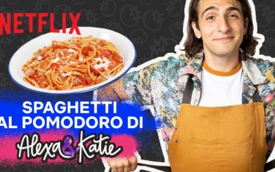 cucina party con flip e tao spaghetti al pomodoro di alexa katie netflix futures youtube thumbnail 400x250 - Vidéos