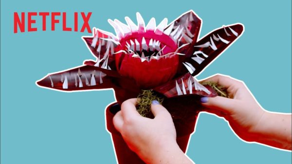 diy stranger things demogorgon plant netflix futures youtube thumbnail 600x338 - Easy