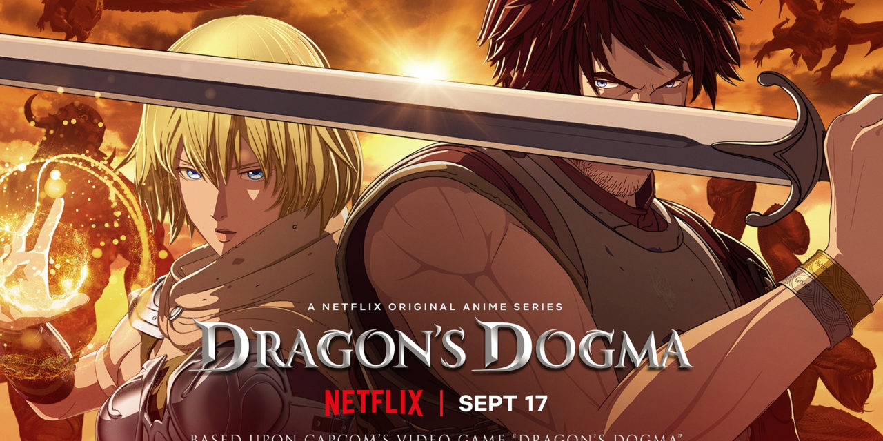 Netflix s'attaque à un monument du jeu vidéo avec sa série animée Dragon's Dogma