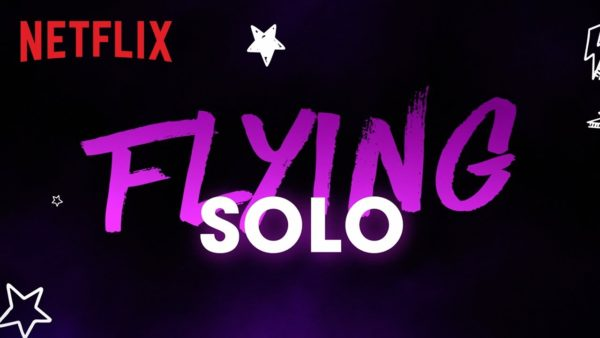 flying solo lyric video julie and the phantoms netflix futures youtube thumbnail 600x338 - Solo