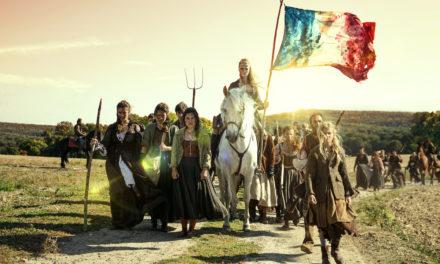 La révolution : la série française réécrit l'histoire et dévoile sa bande annonce