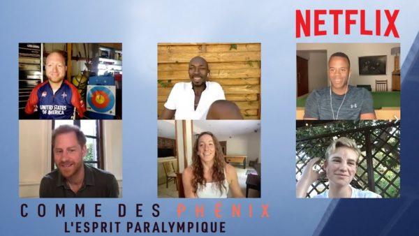 le pouvoir du sport par le prince harry et les athletes de comme des phenix netflix france youtube thumbnail 600x338 - Sing On! États-Unis