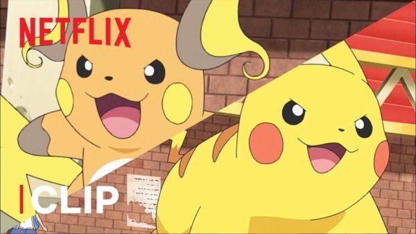 pikachu vs raichu pokemon journeys the series netflix futures youtube thumbnail 600x338 - Pokémon Soleil et Lune