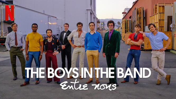 The Boys in the Band : Entre nous