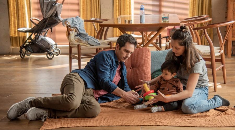 Apprenti papa : une comédie romantique tendre et drôle, tout à la fois en ce moment sur Netflix