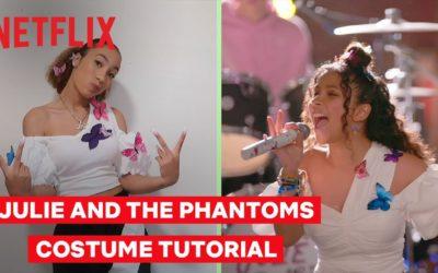 diy butterfly halloween costume julie and the phantoms netflix futures youtube thumbnail 400x250 - Vidéos