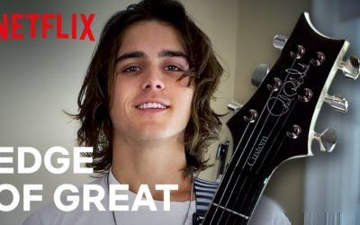 edge of great guitar tutorial w charlie gillespie julie and the phantoms netflix futures youtube thumbnail 400x250 - Vidéos