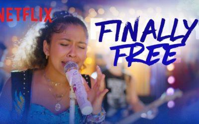 finally free lyric video julie and the phantoms netflix futures youtube thumbnail 400x250 - Vidéos