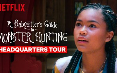 headquarters tour a babysitters guide to monster hunting netflix futures youtube thumbnail 400x250 - Vidéos