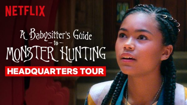 headquarters tour a babysitters guide to monster hunting netflix futures youtube thumbnail 600x338 - The Order