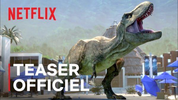 jurassic world la colo du cretace saison 2 teaser officiel vf netflix france youtube thumbnail 600x338 - Jurassic World: La Colo du Crétacé