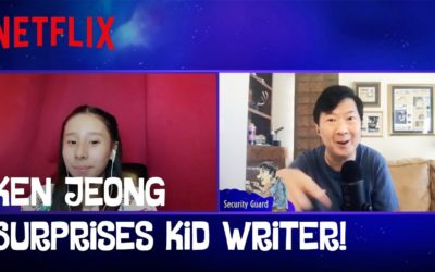 ken jeong surprises kid writer over the moon netflix futures youtube thumbnail 400x250 - Vidéos