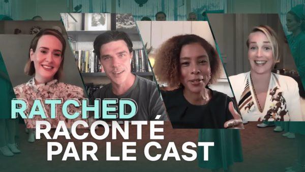ratched sarah paulson et le cast nous racontent tout netflix france youtube thumbnail 600x338 - Ratched