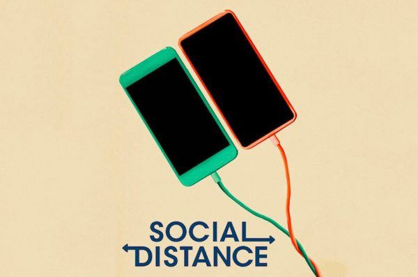 social distance netflix 600x399 - Social Distance : Netflix diffusera sa série confinée le 15 octobre