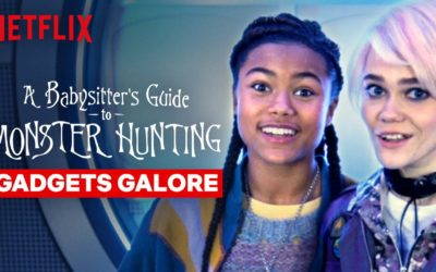 whats in my backpack nothing dangerous a babysitters guide to monster hunting netflix futures youtube thumbnail 400x250 - Vidéos