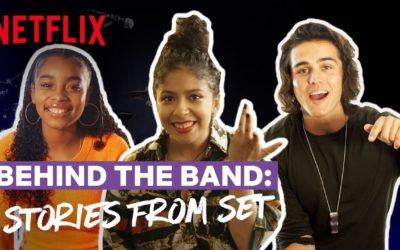 behind the band ep 5 stories from set julie and the phantoms netflix futures youtube thumbnail 400x250 - Vidéos