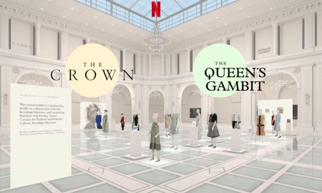 The Crown et Le Jeu de la dame : découvrez gratuitement l'exposition virtuelle des costumes des deux séries d'époque !