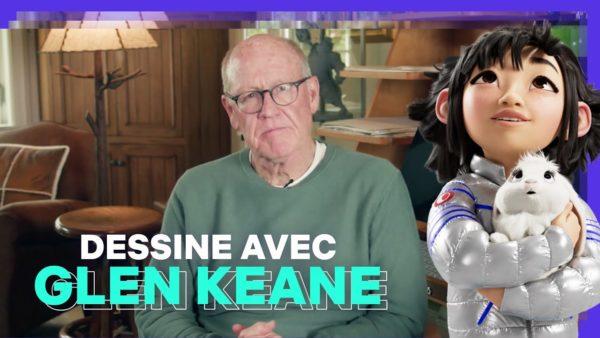 dessine des personnages avec glen keane netflix france youtube thumbnail 600x338 - Voyage vers la Lune