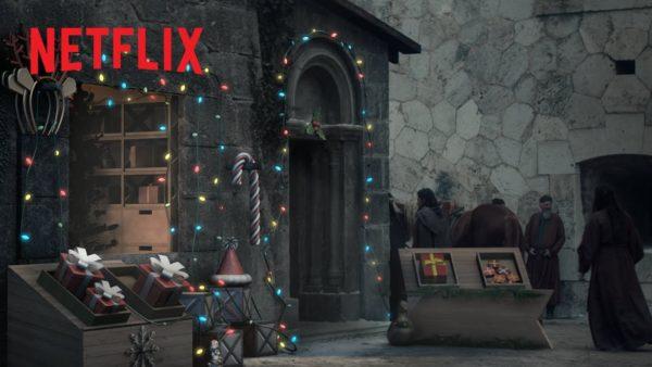 le voyage de noel impitoyable du sorceleur the witcher vf netflix france youtube thumbnail 600x338 - Coup de Foudre à Noël