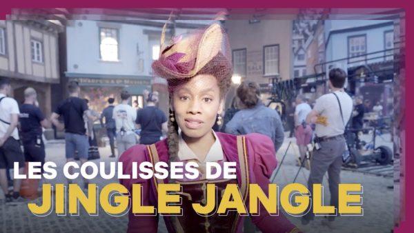 les acteurs de jingle jangle devoilent les coulisses du tournage netflix france youtube thumbnail 600x338 - Coup de Foudre à Noël