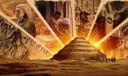 Les Secrets de la tombe de Saqqarah : un documentaire fascinant à découvrir sur Netflix