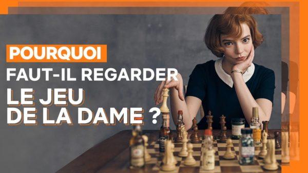 pourquoi faut il regarder le jeu de la dame the queens gambit netflix france youtube thumbnail 600x338 - Le jeu de la dame