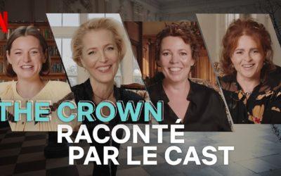 the crown olivia colman et le cast nous racontent tout netflix france youtube thumbnail 400x250 - Vidéos