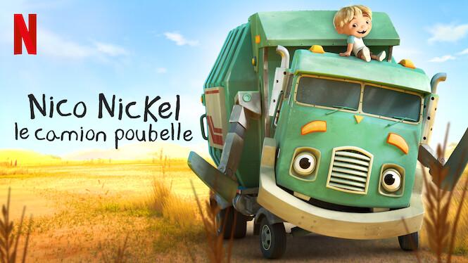 Nico Nickel le camion poubelle