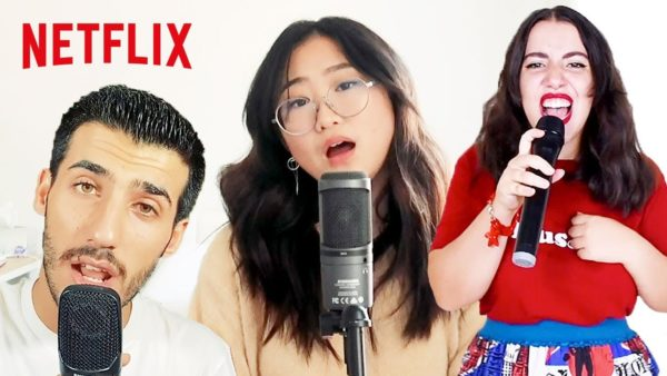 julie and the phantoms fan cover compilation netflix futures youtube thumbnail 600x338 - Solo