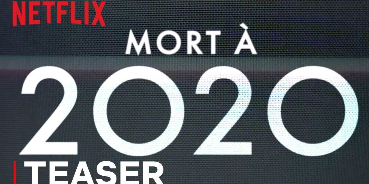 Mort à 2020 :  les créateurs de Black Mirror s'attaque à l'année 2020 (Bientôt sur Netflix)