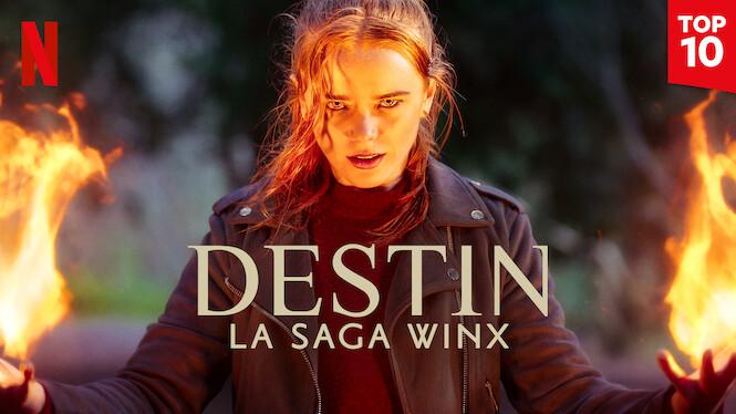 Destin: La saga Winx