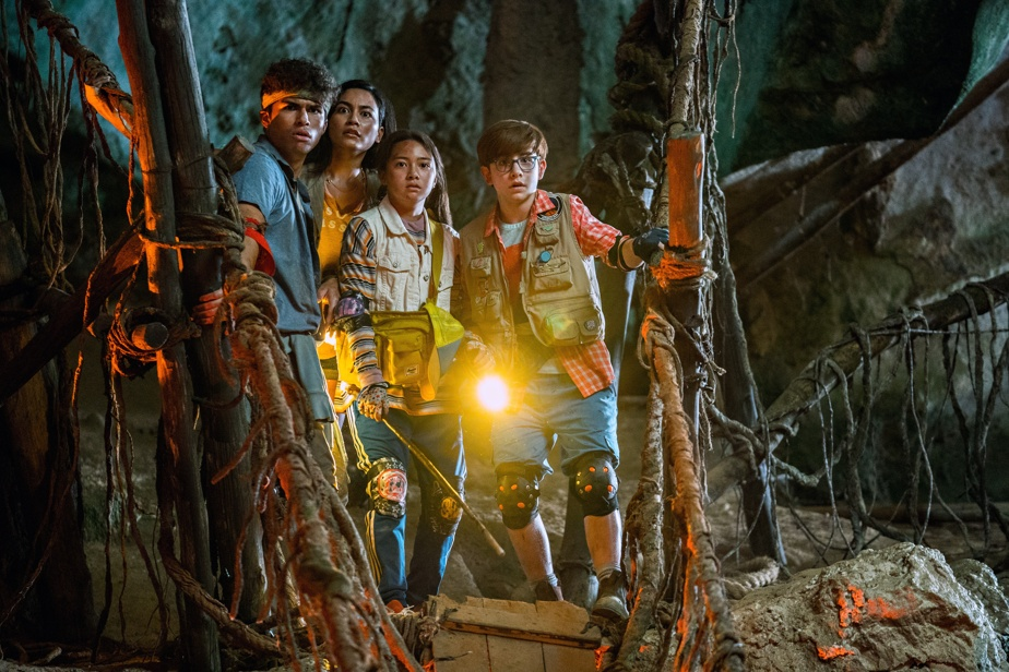 Ohana ou le trésor caché : une comédie d'aventure à partager en famille sur Netflix