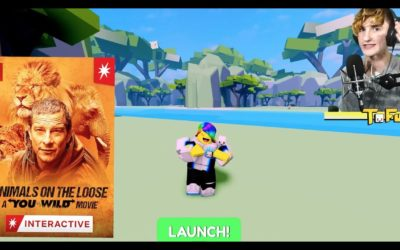 animals on the loose a you vs wild movie roblox game feat tofuu netflix futures youtube thumbnail 400x250 - Vidéos