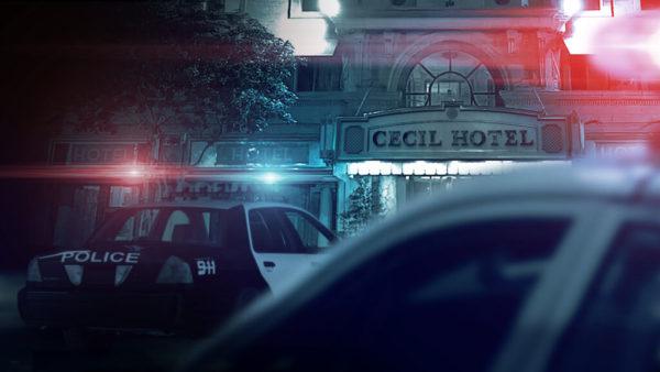 cecil hotel netflix 600x338 - Scène de crime : la disparue du Cecil Hotel, le nouveau true crime Netflix plante son décor dans l'hôtel le plus hanté de L.A. (+Avis)