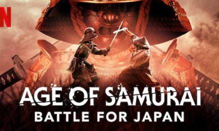 LeTemps des samouraïs: retour sur les origines sanglantes du Japon (en ce moment sur Netflix)