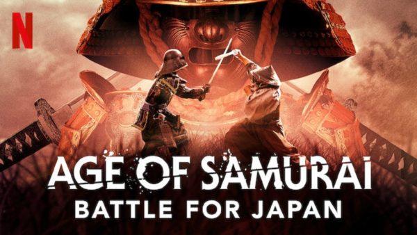 le temps des samourais netflix 600x338 - LeTemps des samouraïs: retour sur les origines sanglantes du Japon (en ce moment sur Netflix)