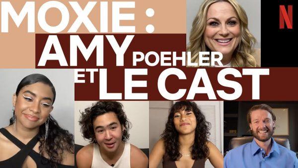 amy poehler et les acteurs de moxie nous racontent tout netflix france youtube thumbnail 600x338 - Rebelle