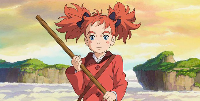 Mary et la fleur de la sorcière : une nouvelle pépite de l'animation japonaise rejoindra le catalogue Netflix en mars