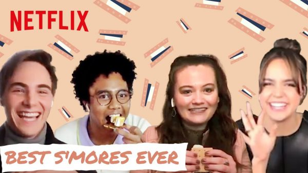 a week away cast smores challenge netflix futures youtube thumbnail 600x338 - Detention