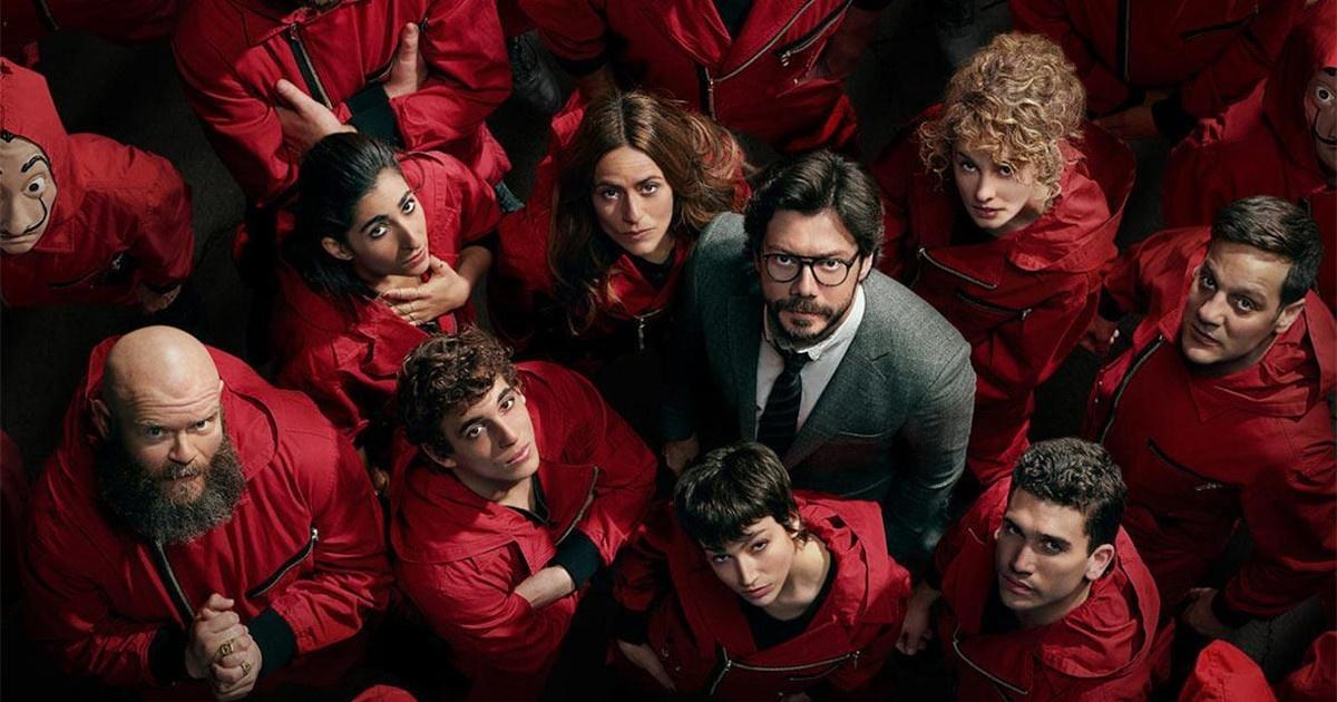 Non, la date de sortie de la saison 5 de la Casa de Papel n'est pas prévue pour le 7 avril