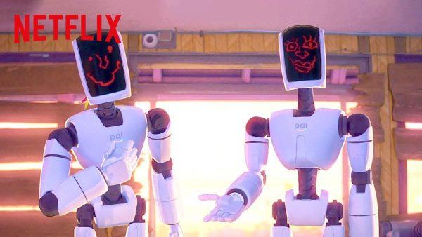 defective robots the mitchells vs the machines netflix futures youtube thumbnail 600x338 - Safe