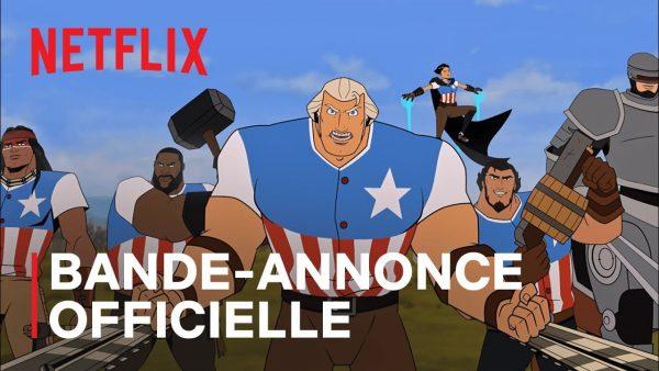 america le film channing tatum bande annonce officielle vf netflix france youtube thumbnail 600x338 - Chouchou
