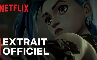 arcane extrait officiel netflix france youtube thumbnail 400x250 - Vidéos