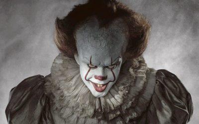 It: Stephen King's killer clown is coming to Netflix in June