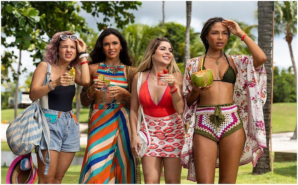 Carnaval : évasion brésilienne et fiesta entre copines en ce moment sur Netflix !