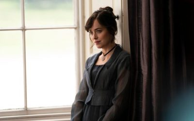Persuasion: Discover the first images of the film adapted from the novel by Jane Austen, with Dakota Johnson